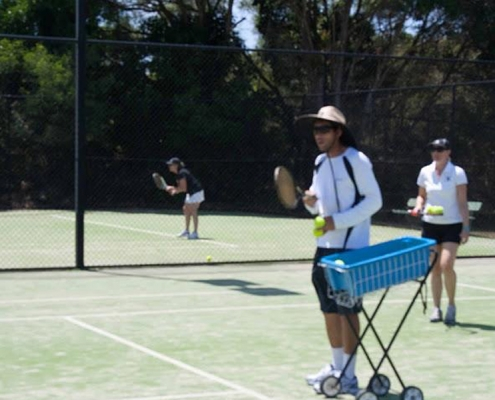 Noosa tennis coaching