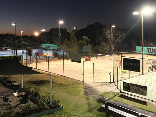 Noosa tennis competitions