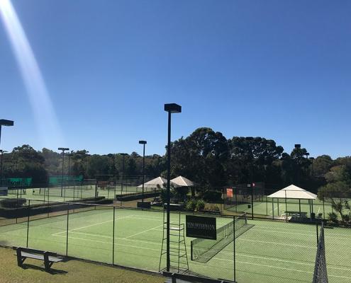 Noosa tennis